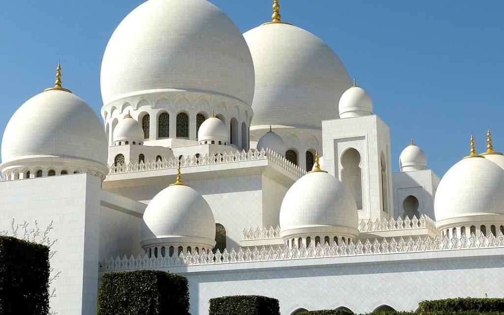 Мечеть Шейха Заида в Абу Даби