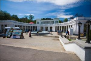 Курортный парк - Кисловодск