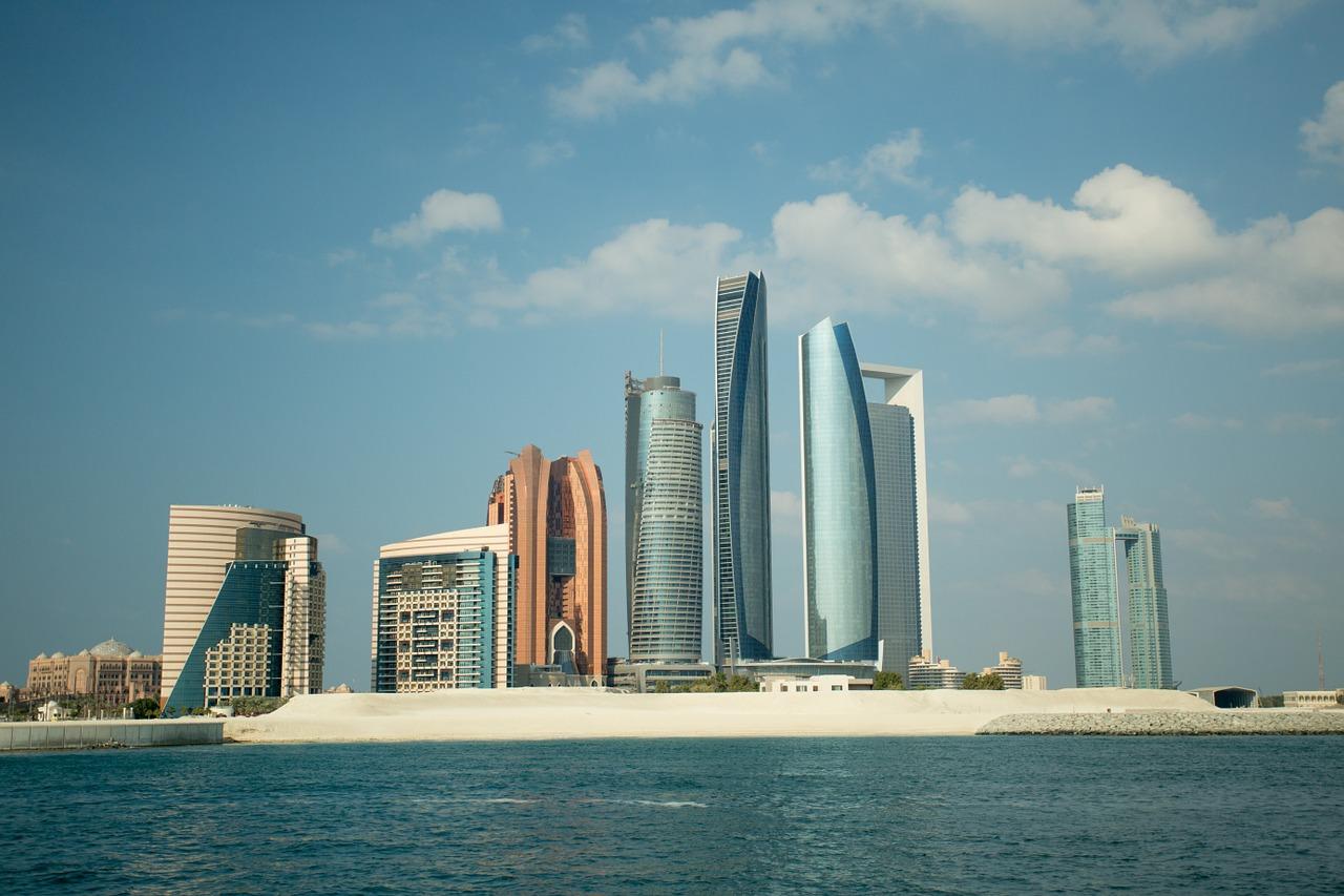 Интересные места в Арабских Эмиратах