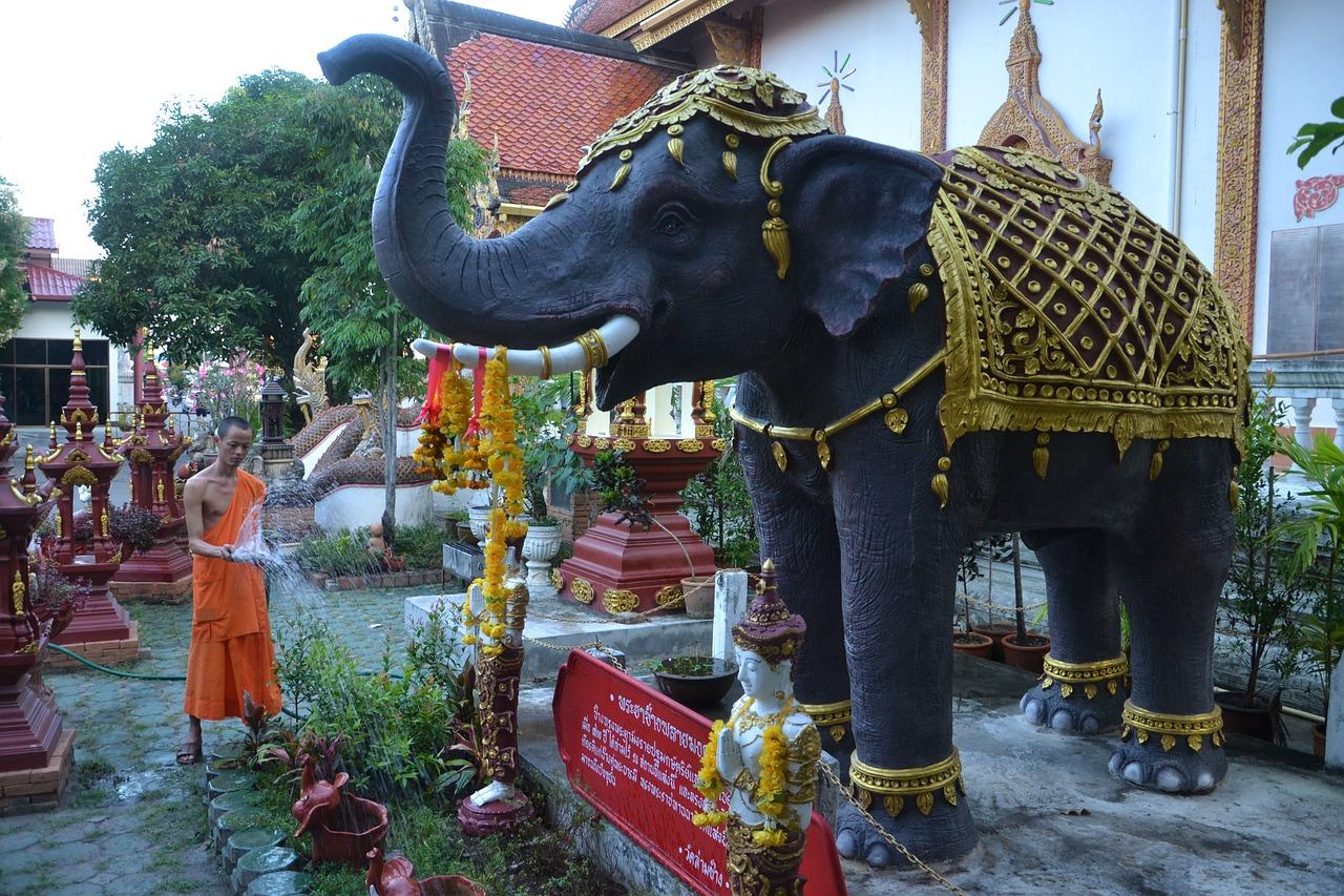Север Таиланда. Чианг Саен