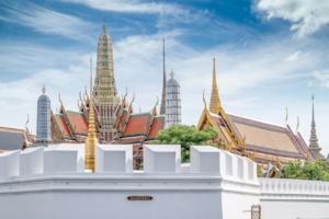 Храм изумрудного Будды