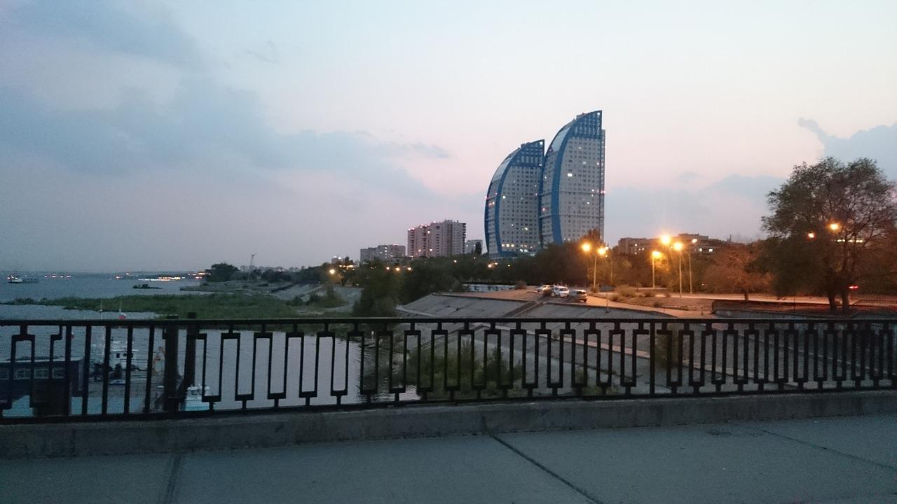 Танцующий мост - Волгоград