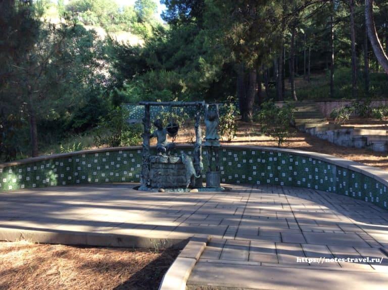 Скульптура - Парк Айвазовского