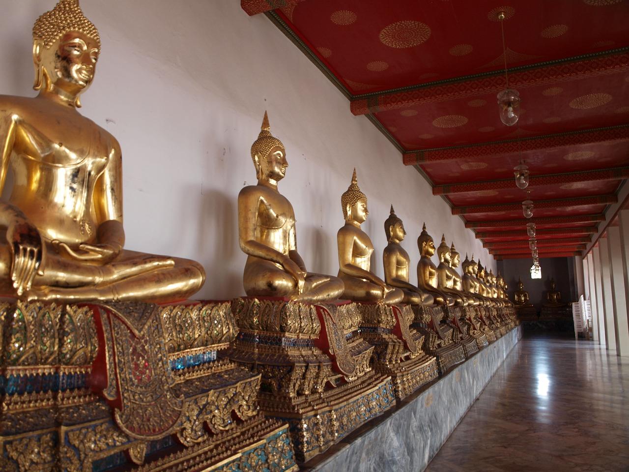 Большой дворец Таиланд