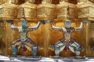 Дворец Бангкок