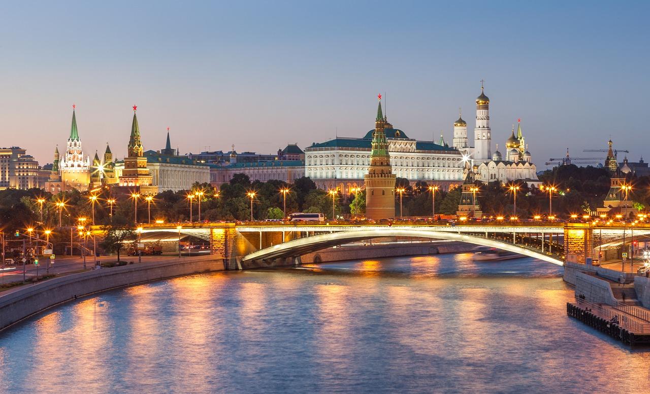 Путешествуем по Москве