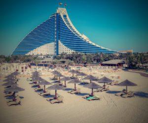 Дубай-пляж
