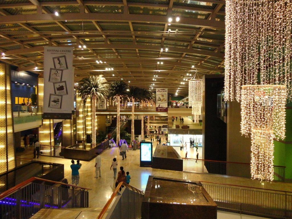 Магазины-Дубай