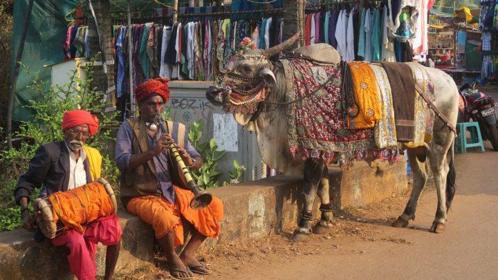 Гоа — курорт на востоке Индии