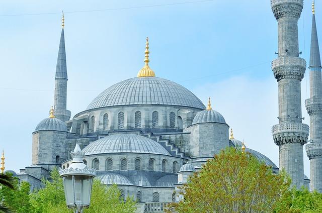 Голубая мечеть-Стамбул