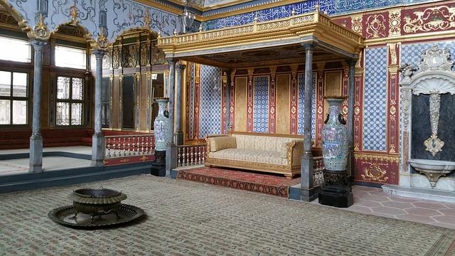 Дворец Топкапы - Стамбул