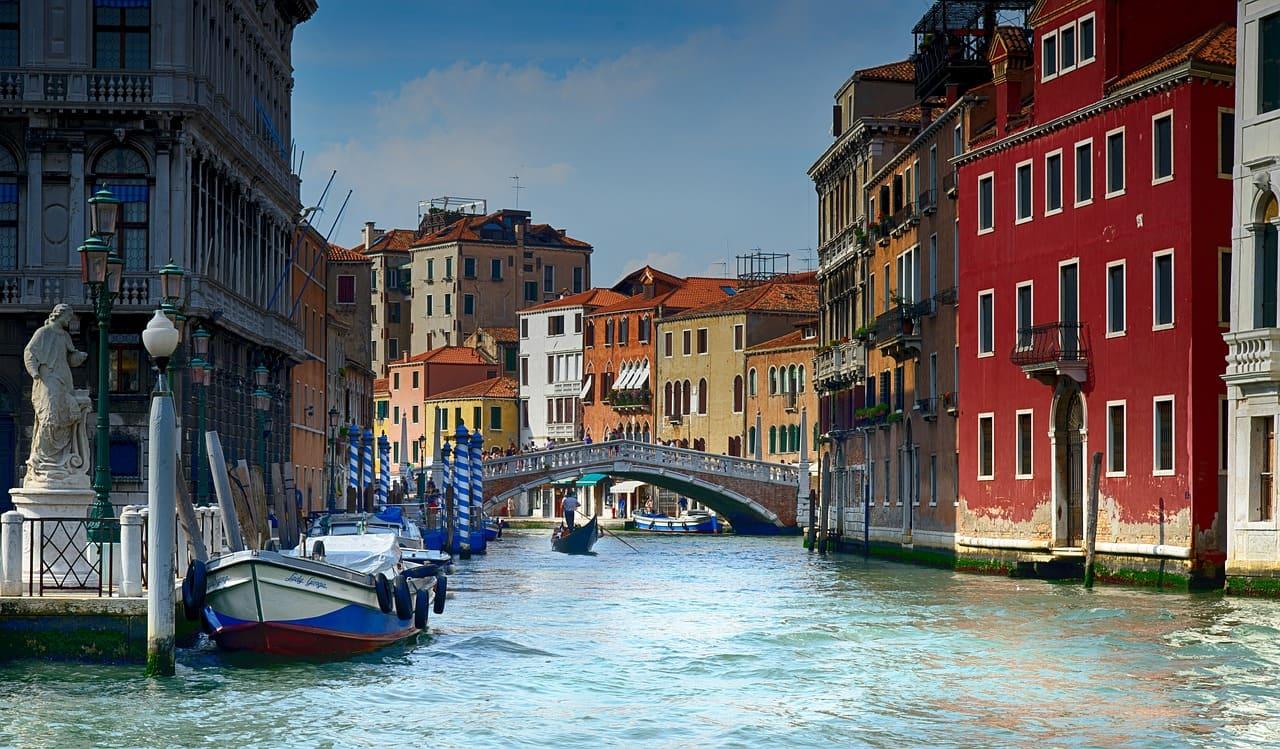 Подготовка к поездке в Венецию
