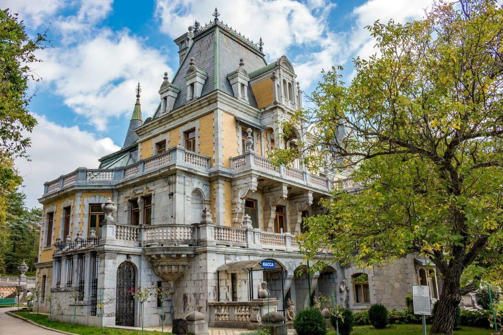 Массандровский дворец.